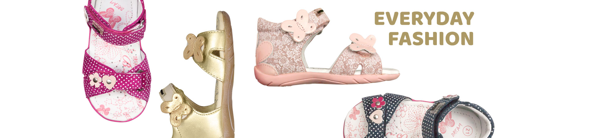 17 Everyday sandals A