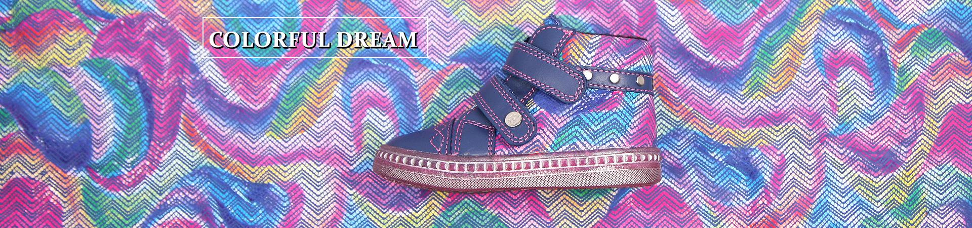 17 Colorful dream